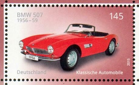 Biler: BMW 507 (20)