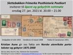 Posthistorisk nettmøte 27.1.2021