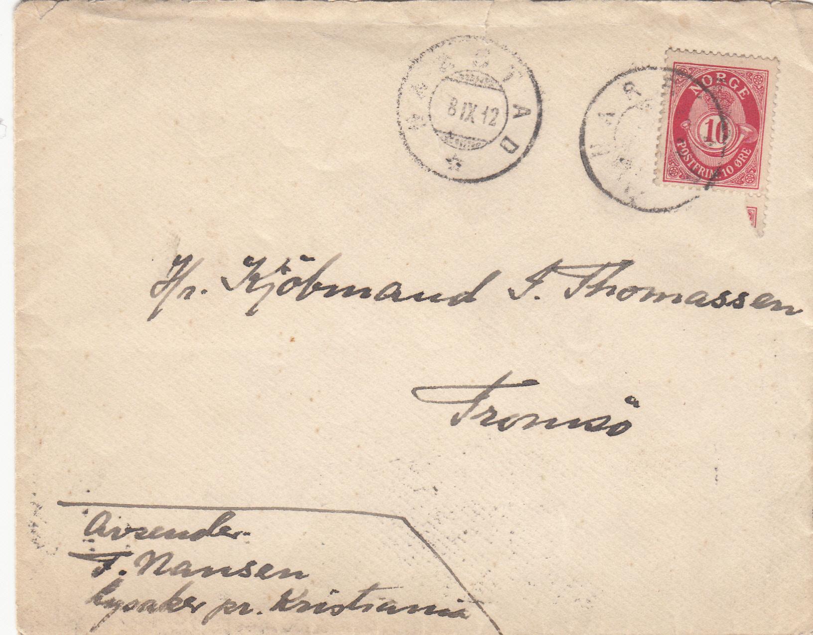 Nansen brev