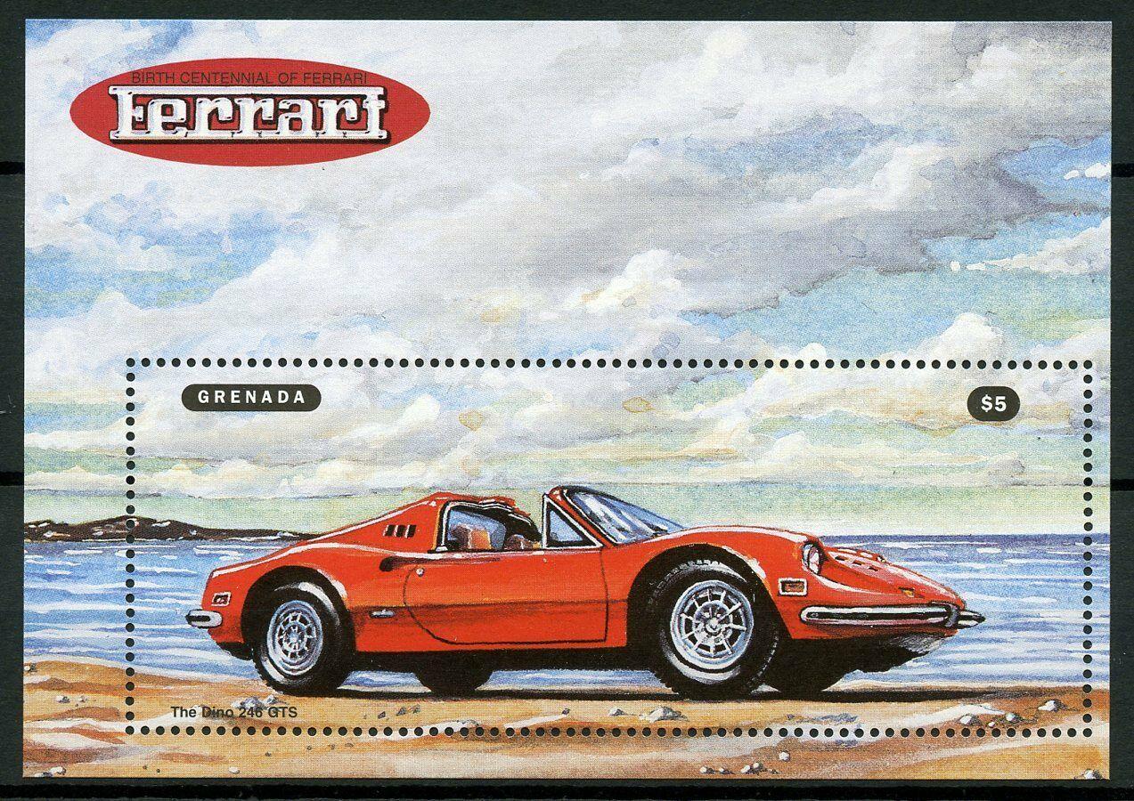 Biler 41:  Ferrari Dino 246