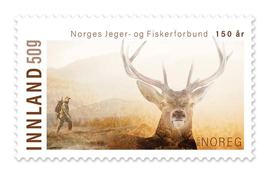 4 nye frimerker 11. juni