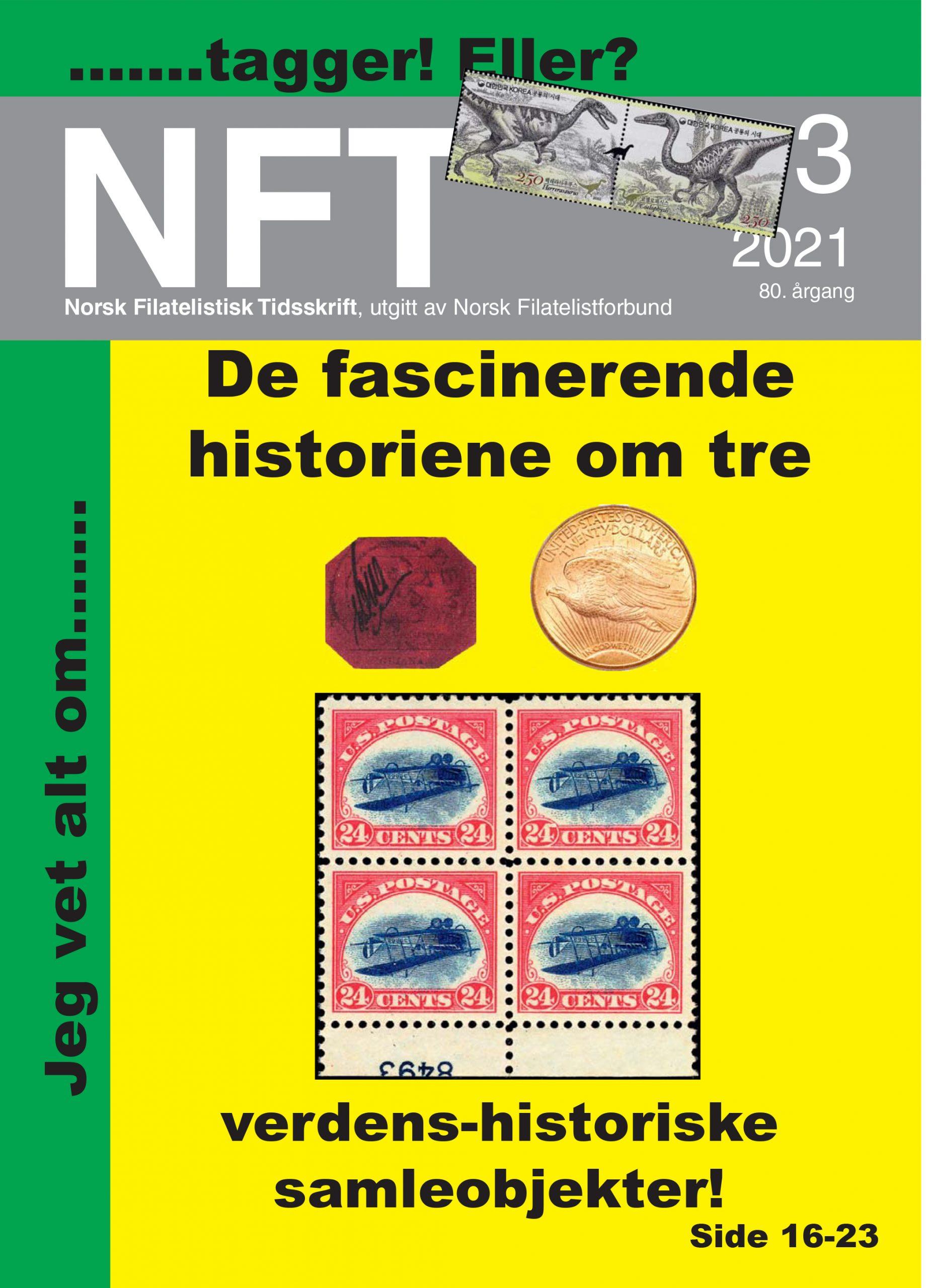 NFT 3/21 på vei