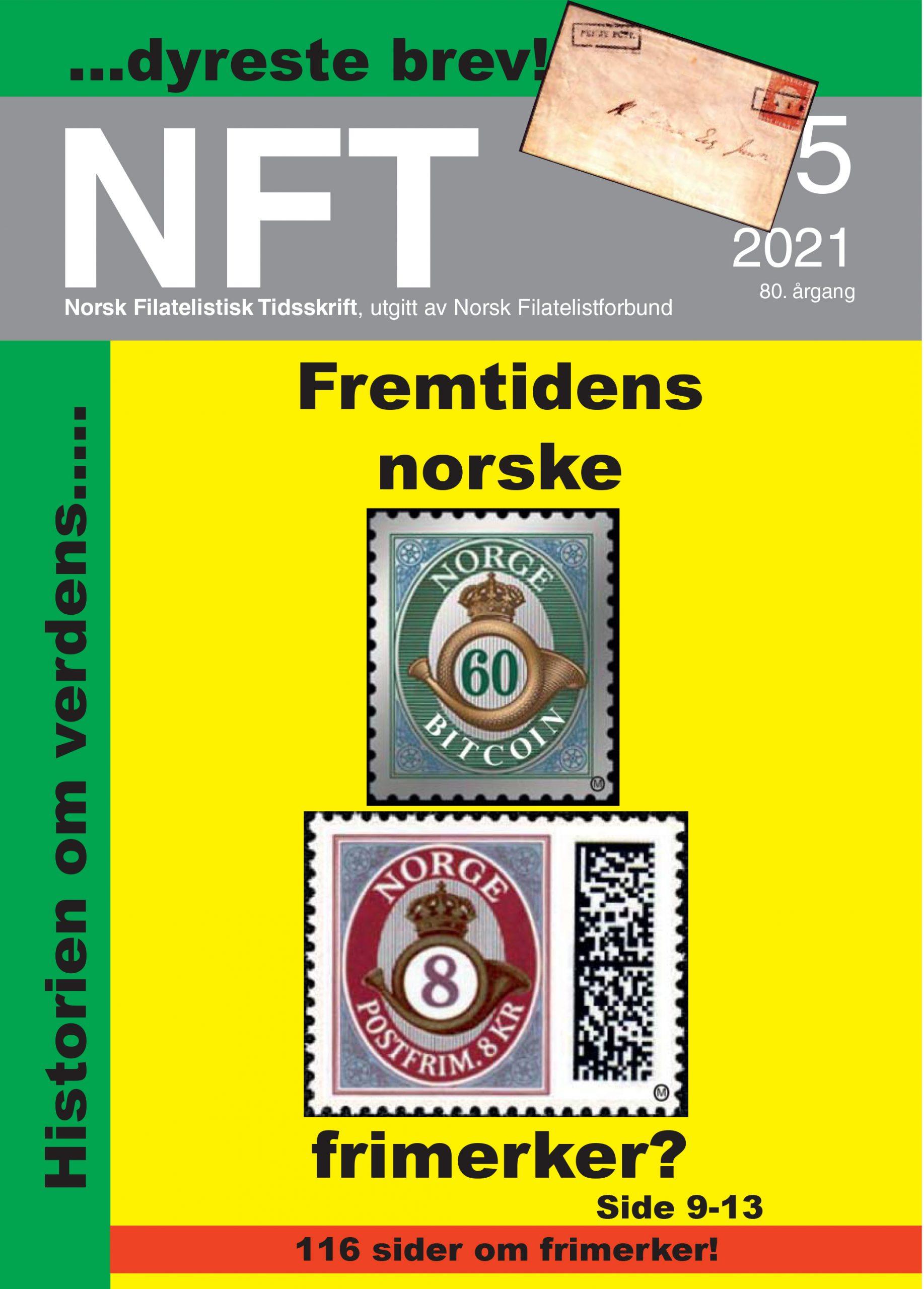 NFT nr 5 på gang