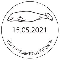 Nytt Svalbardstempel – Pyramiden
