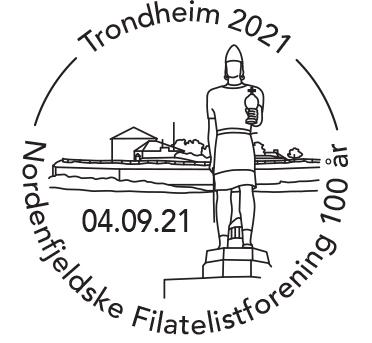 Norsk Skipsposthistorisk Forening har åpent møte og årsmøte i Trondheim 4. september