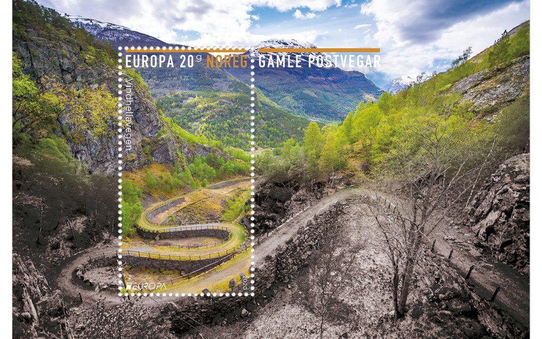 Årets vakreste frimerke 2020